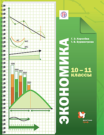 Экономика. Базовый уровень. 10-11 классы Королёва Бурмистрова
