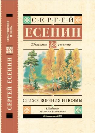 Стихотворения и поэмы. Есенин Есенин