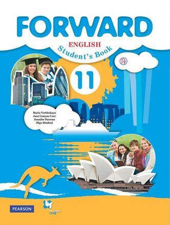 """Английский язык """"Forward"""" 11 класс. Базовый уровень. Аудиоприложение к учебнику"""